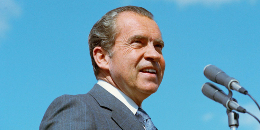 an analysis of the crimes by president richard milhous nixon 37th president of the united states the Even if you just think he's a character on futurama, you've probably heard of richard nixon the 37th president of the united states was a crook, a liar, and a raging anti-semite he deliberately sabotaged the vietnam peace process, launched the expensive failure known as the war on drugs, and .