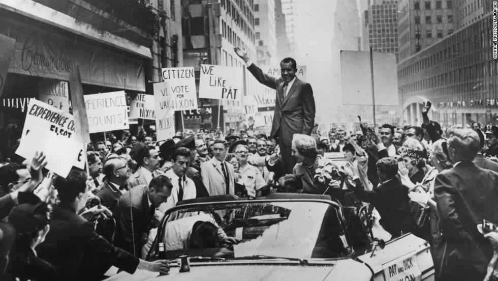 Richard+Nixon+1960+Campaign
