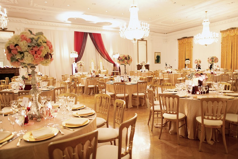 Host Your Wedding at the Nixon Library » Richard Nixon Foundation