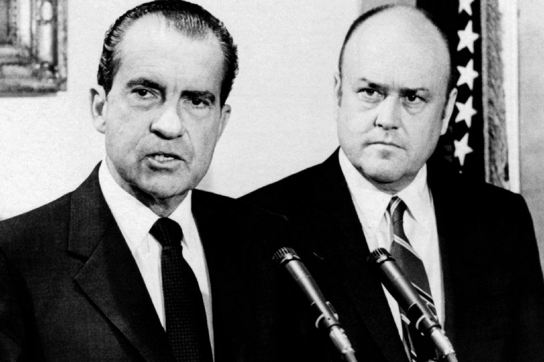 Nixon and Laird