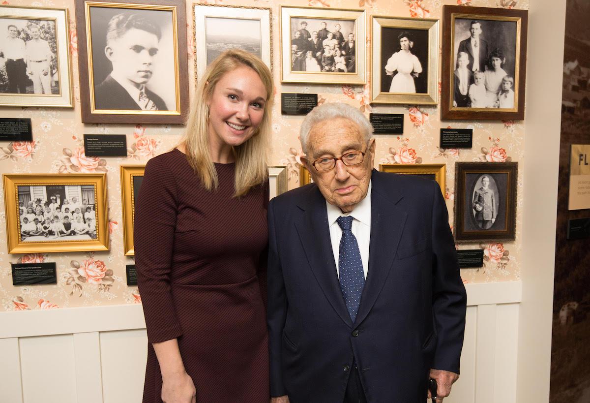 Melanie Eisenhower_Kissinger
