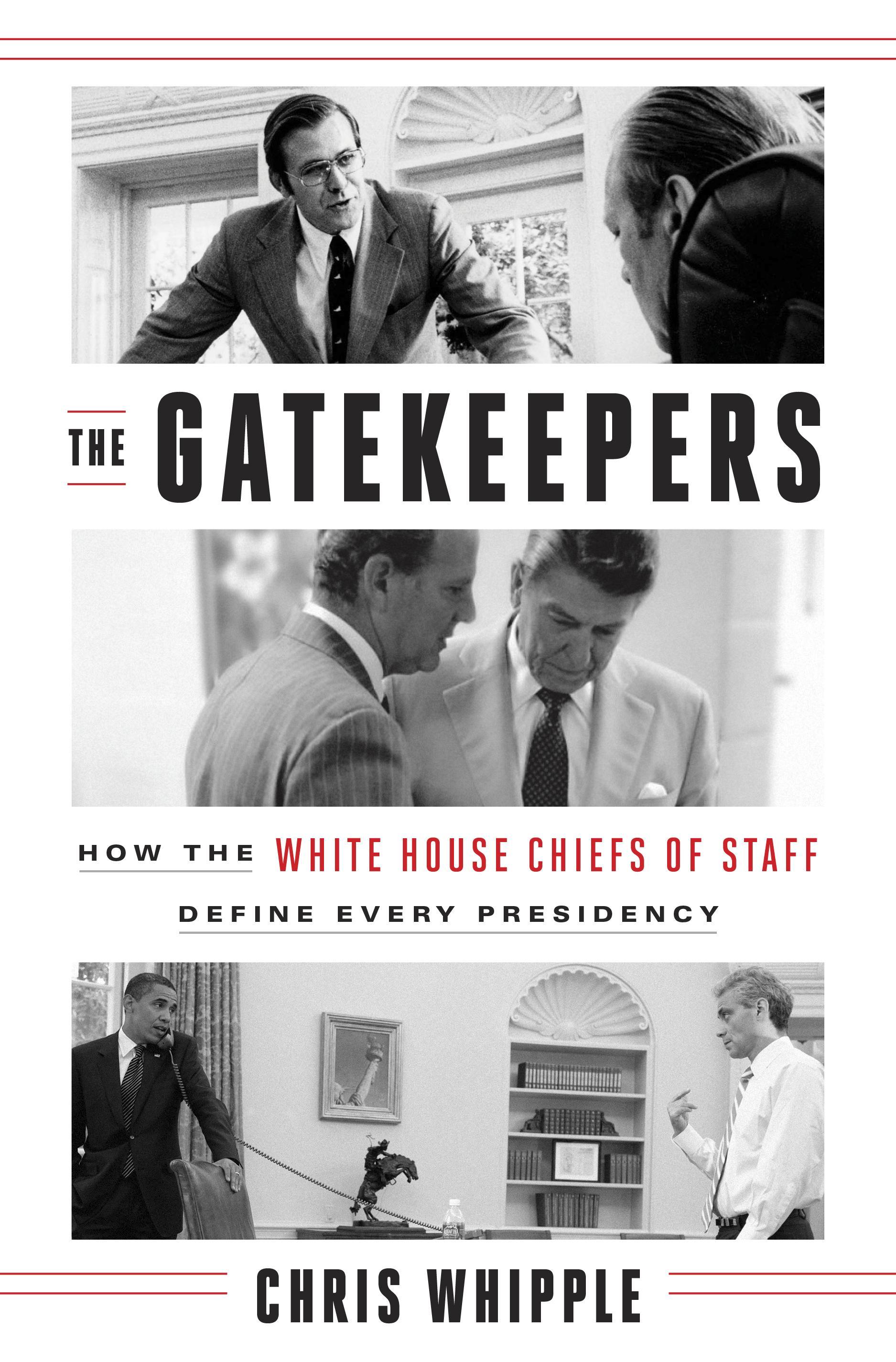 The Gatekeepers jacket