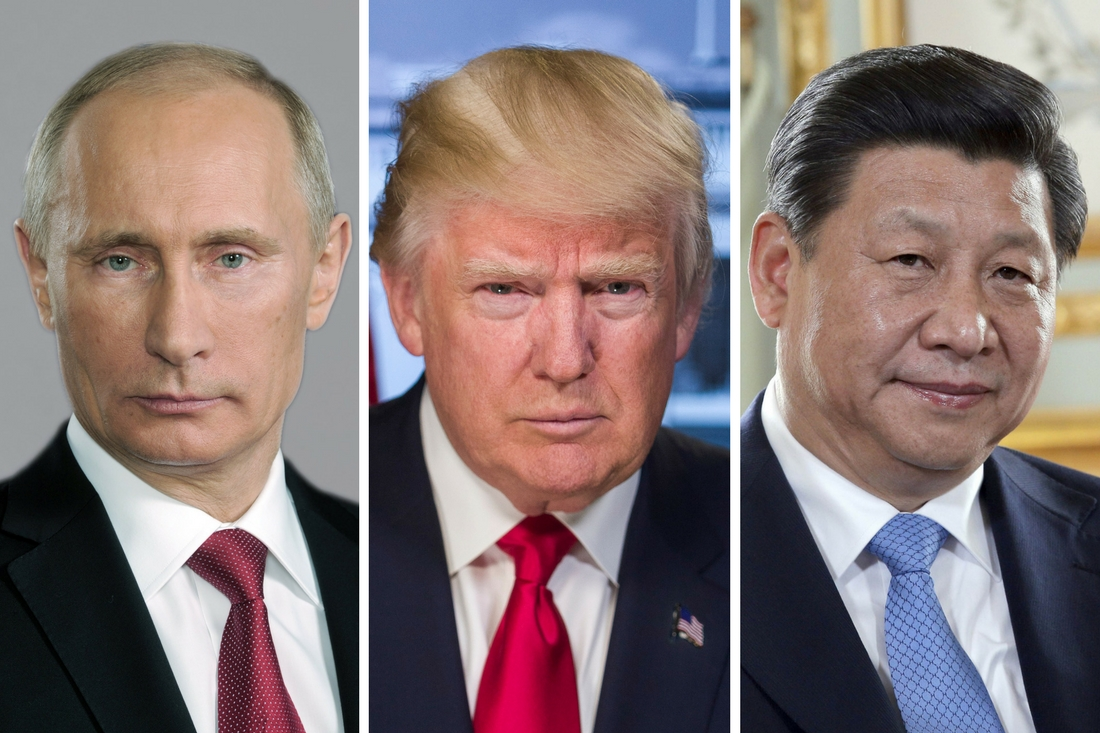 US, China, Russia