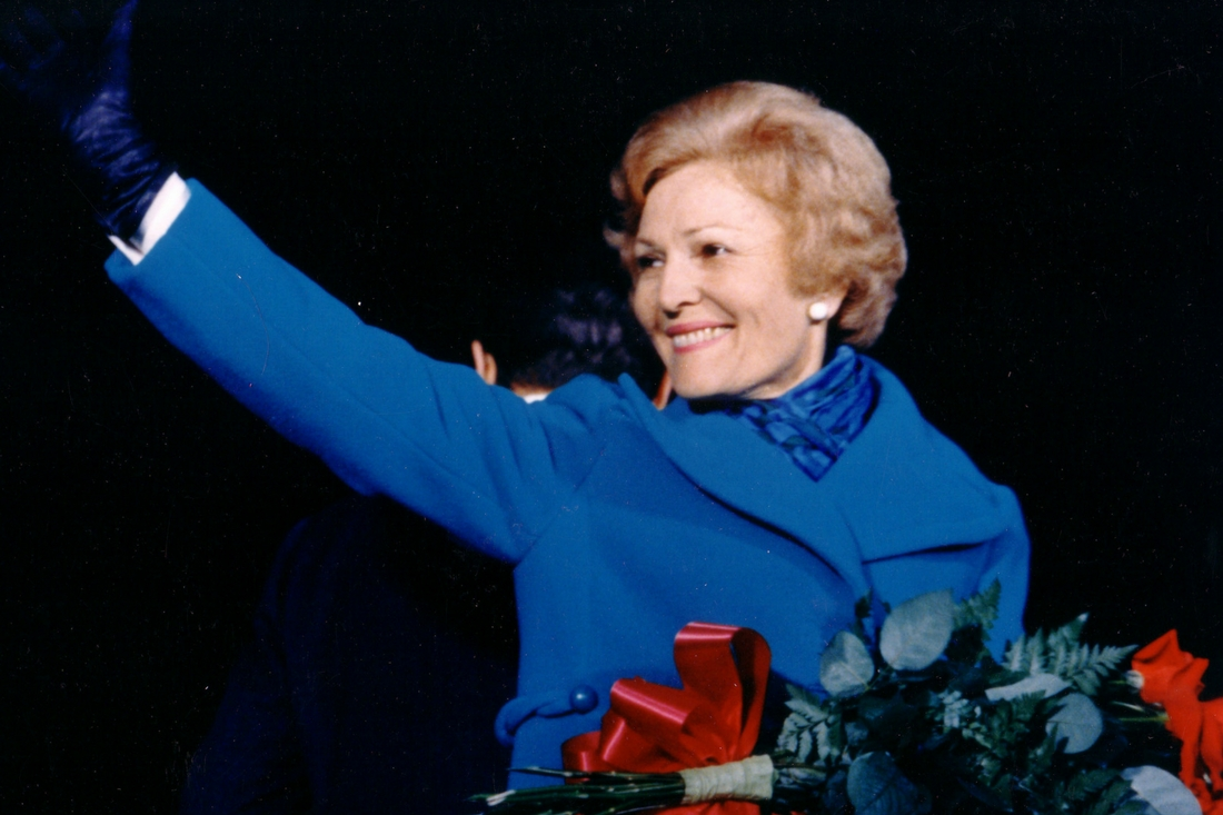 Pat Nixon feature