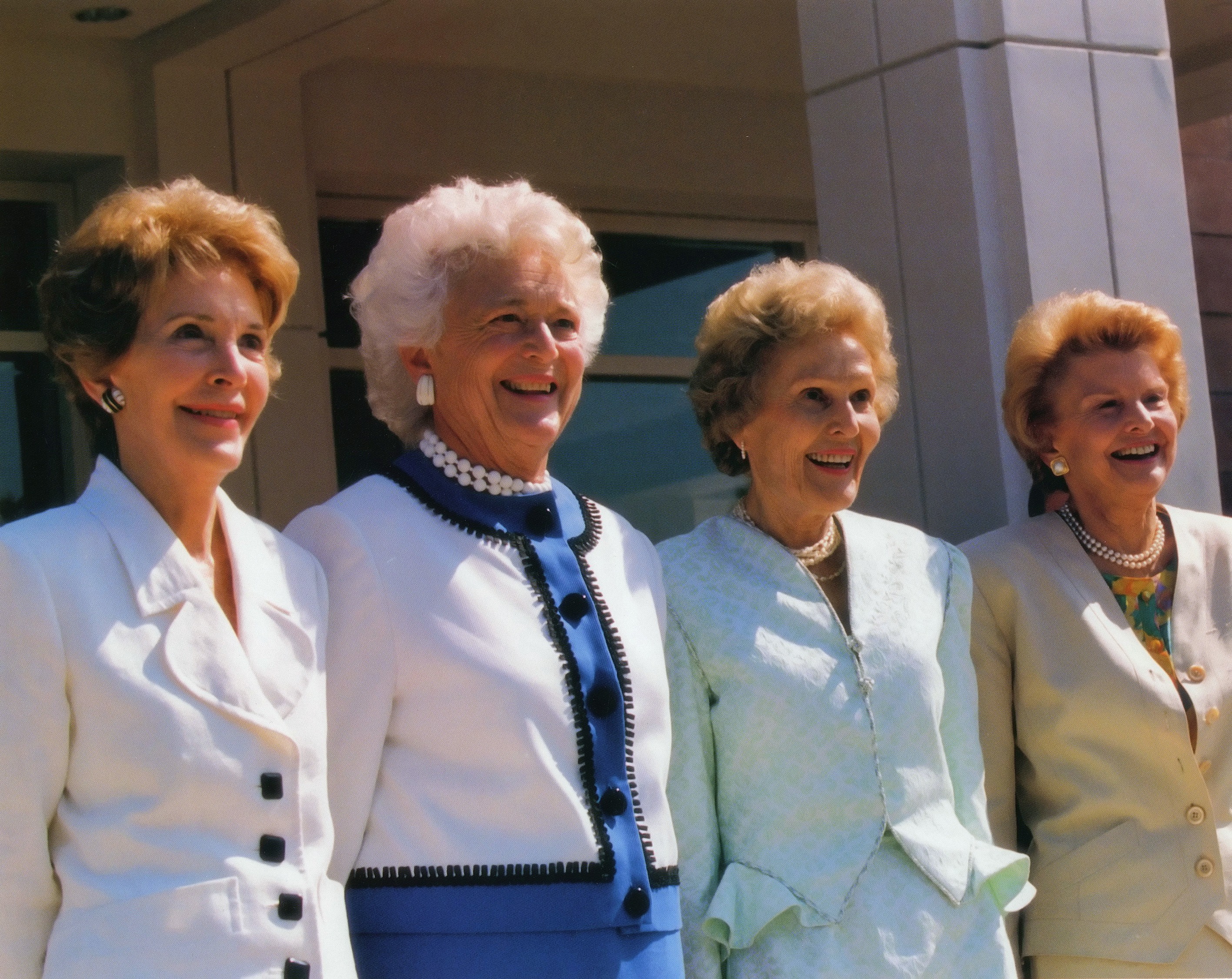 first ladies in front copy