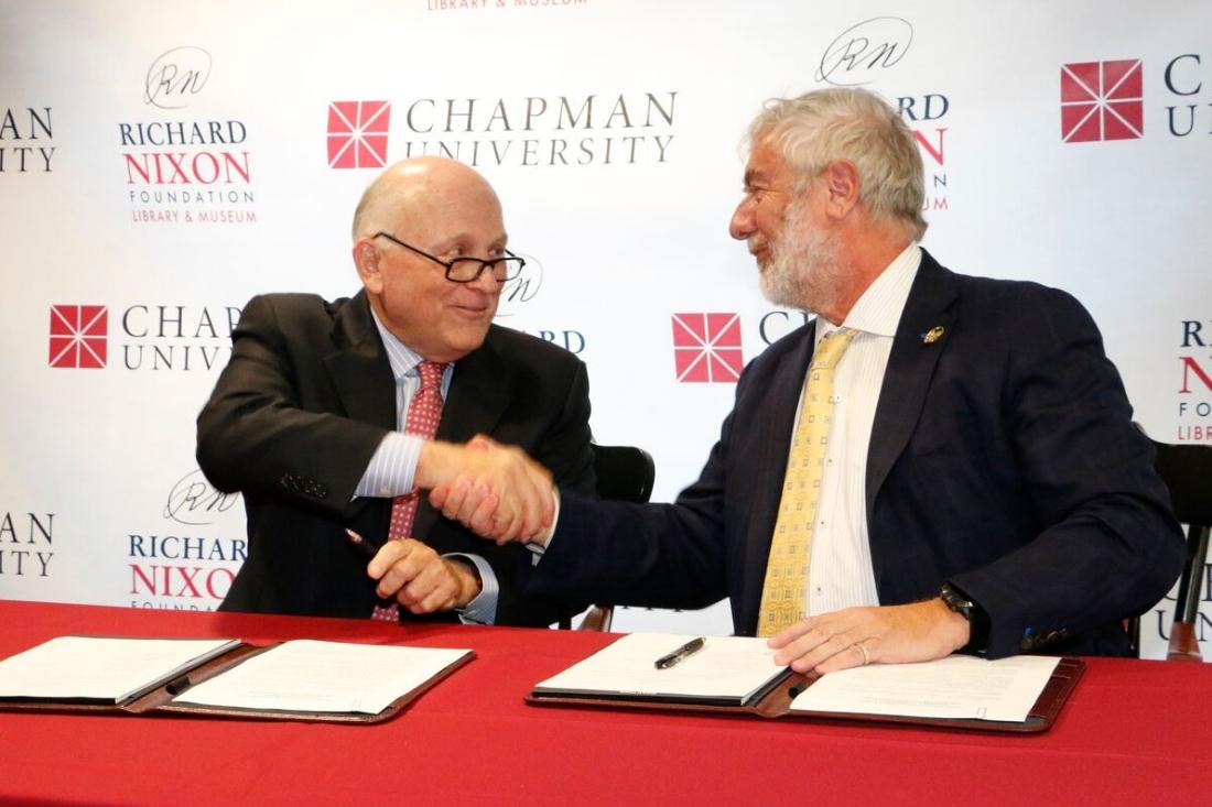 Chapman Signing