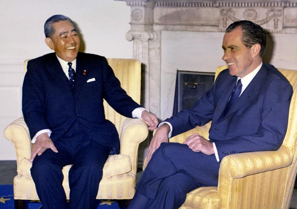 RN and Prime Minister Sato