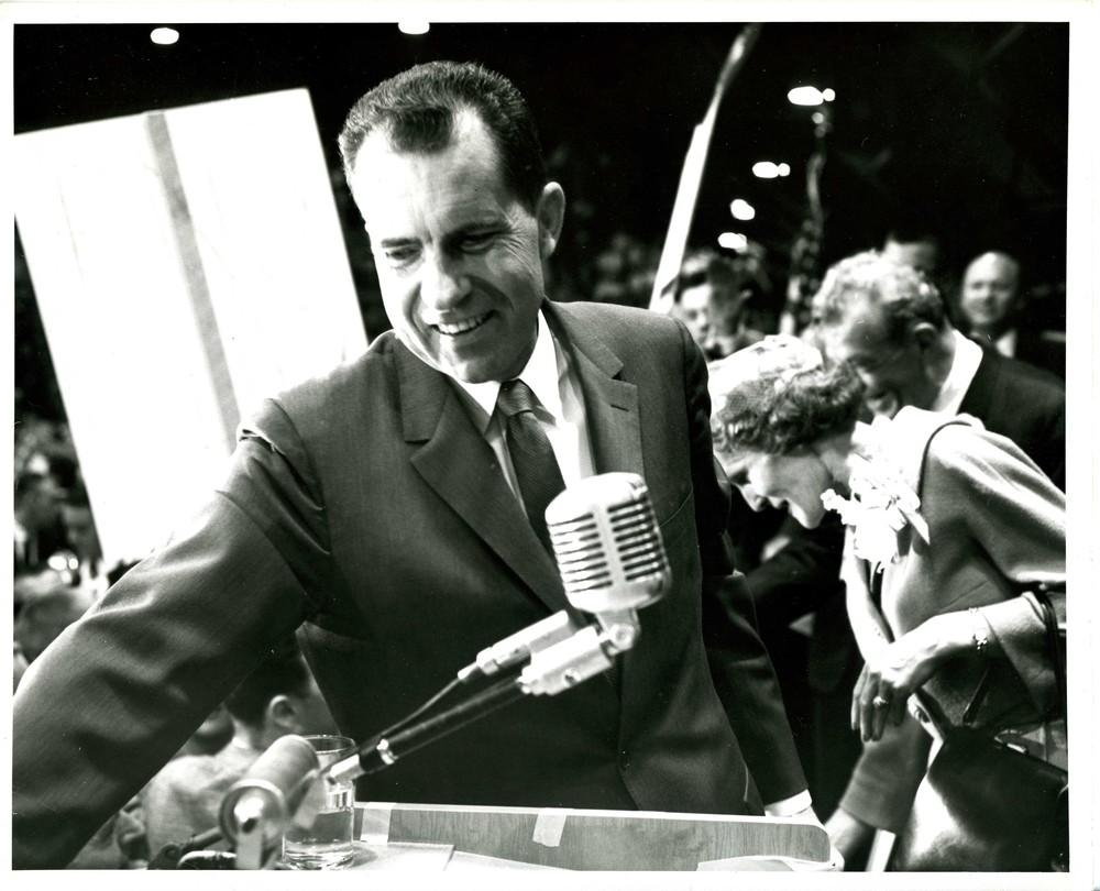 Nixon's Comeback