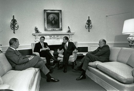 Oval Office, January 23, 1971