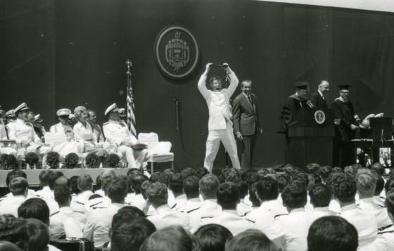 Navy Graduation June 5 1974
