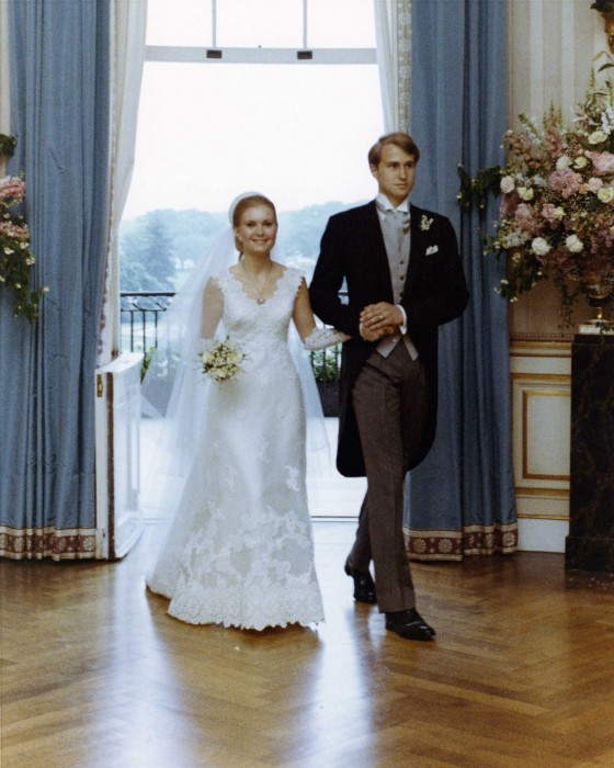 Tricia Nixon Wedding Gown: The Marriage Of Tricia Nixon And Edward Finch Cox