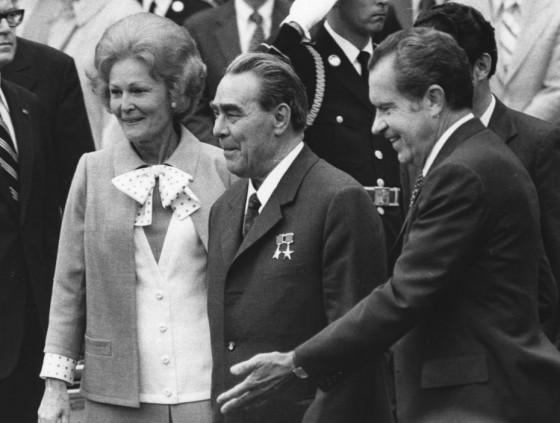 1973 Brezhnev visit