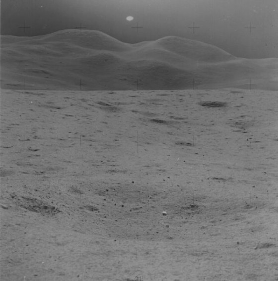 Apollo 15 East Landing Site