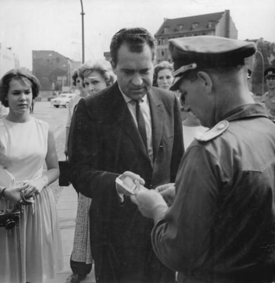 Berlin, Besuch Richard Nixon