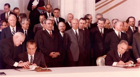 Optimized-Space Cooperation Nixon Kosygin
