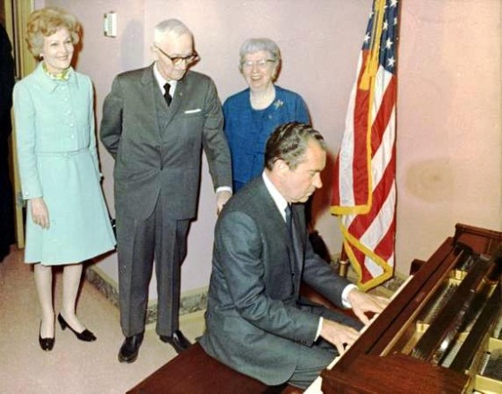 Truman Nixon